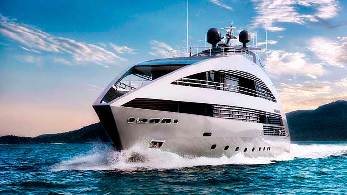 Фото | Яхта The Ocean Emerald верфи Roadriquez Yachts