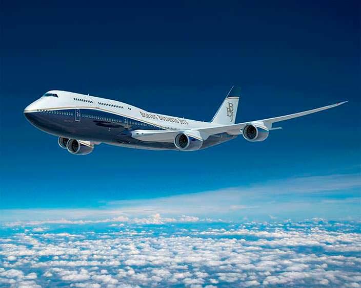 Фото | Бизнес-джет Boeing