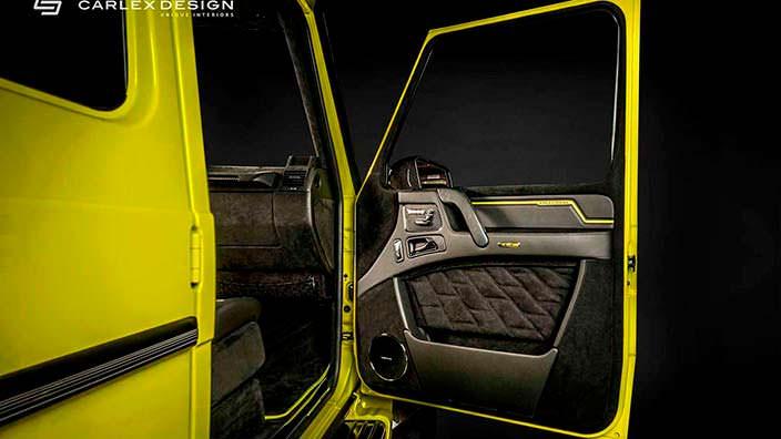 Дверь Brabus G500 4x4² от Carlex Design
