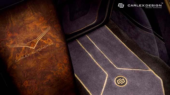 Коврики в салон Mercedes Sprinter от Carlex Design