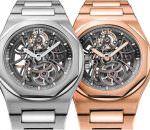 Вышли новые часы-скелетоны Girard-Perregaux | цена, инфо