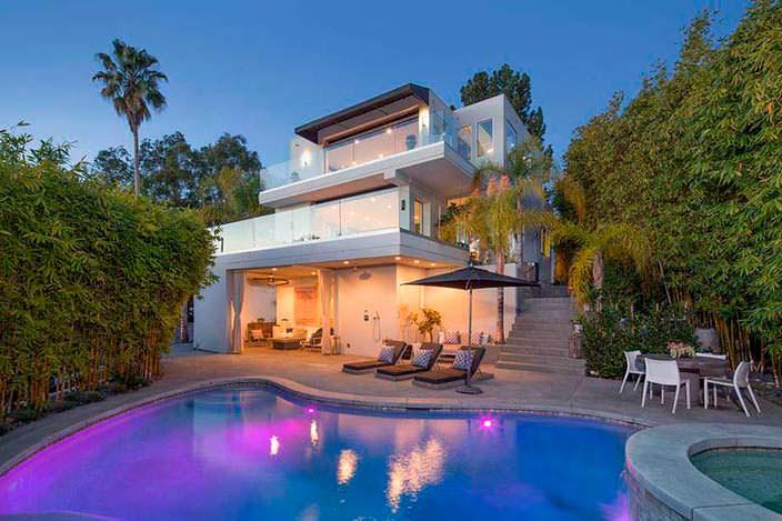 Фото | Дом Гарри Стайлса на бульваре Сансет в Лос-Анджелесе