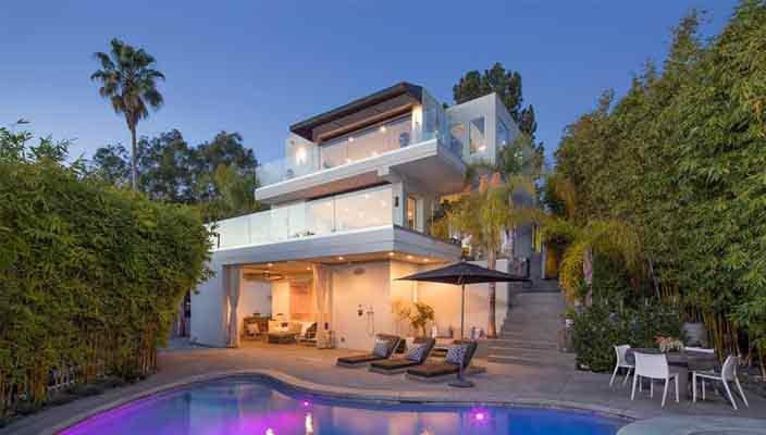 Гарри Стайлс из One Direction продает дом в Калифорнии | фото
