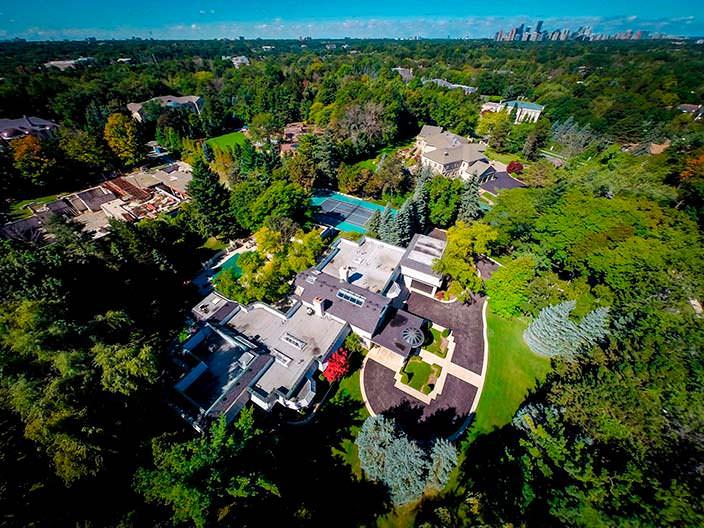 Фото | Дом Принса в Торонто, Канада