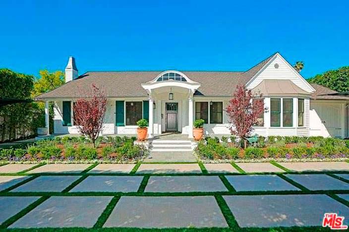 Дом Селены Гомес в Студио Сити, Калифорния