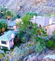 Продается дом в горах с бассейном Сьюзан Сомерс | фото, цена