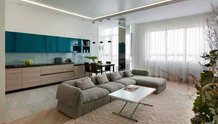 Квартира в Вышгороде: тишина и удобства современного города