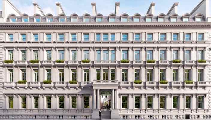 В Лондоне можно стать соседом Королевы Елизаветы II от £2,5 млн