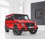 Mercedes-Benz G-Class получил две спецверсии | фото