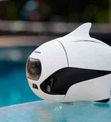 Вышел первый в мире бионический подводный дрон BIKI | видео