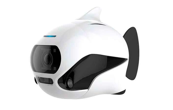 BIKI: управление подводным дроном со смартфона
