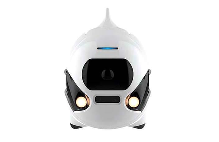 BIKI: подводный робот с 4K-камерой