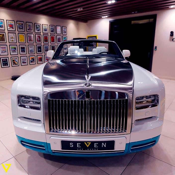 Фото | Rolls-Royce Phantom Drophead Coupe Last of Last