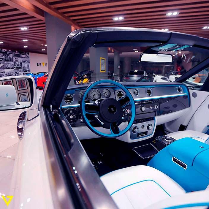 Фото салона Rolls-Royce Phantom Drophead Coupe Last of Last