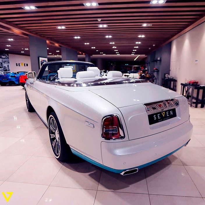 Последний Rolls-Royce Phantom Drophead Coupe Last of Last