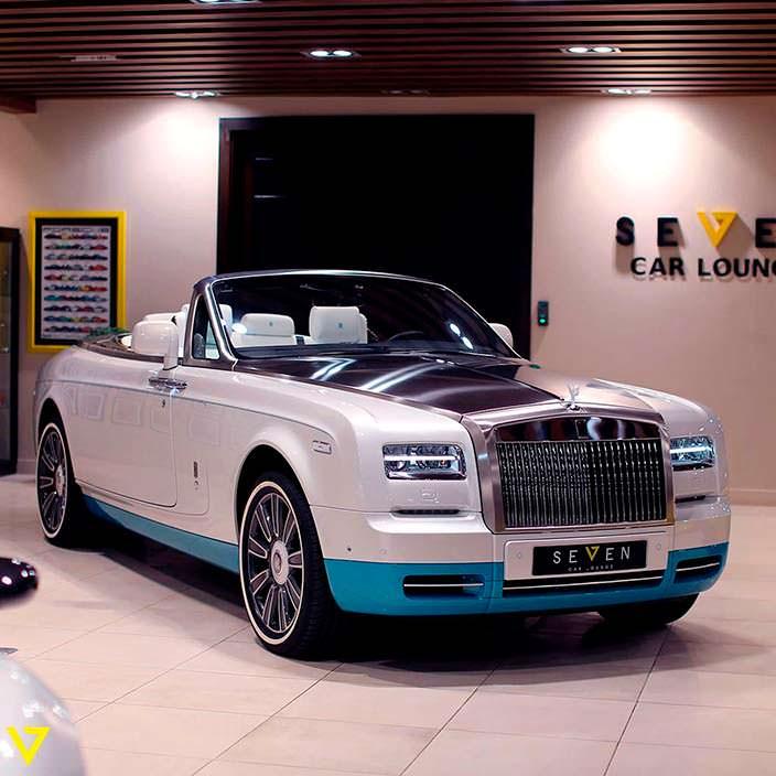 Rolls-Royce Phantom Drophead Coupe Last of Last в Дубае