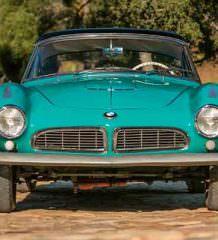 Невосстановленный родстер BMW 507 продадут с аукциона | Цена
