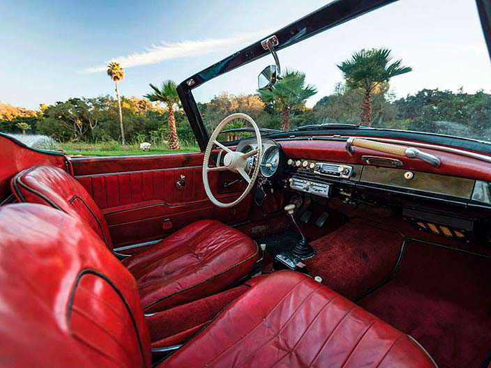 Фото салона BMW 507