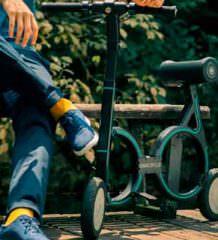 Smacircle S1: самый легкий складной электро-велосипед в мире
