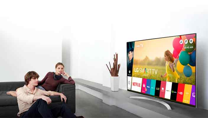 Интернет-магазин Цифра: телевизоры LG в Украине на выбор
