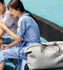 Meizu выпустила водонепроницаемую сумку для путешествий