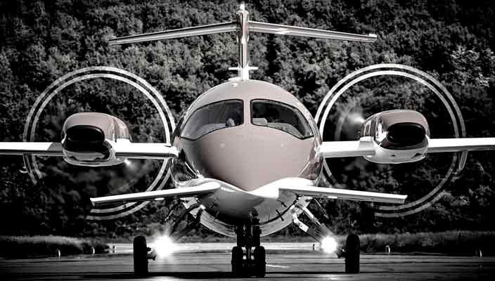 Бизнес-джет Piaggio Avanti Evo P.180 совершил первый полет