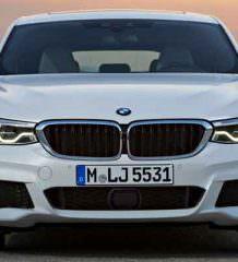 Вышел новый лифтбэк BMW 6-Series Gran Turismo | фото, видео