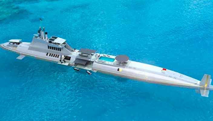 Migaloo будет строить частные подводные лодки премиум-класса