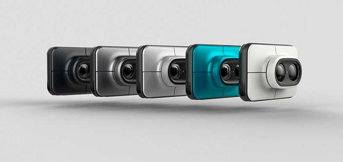 Dual: компактный фотоаппарат с двумя объективами