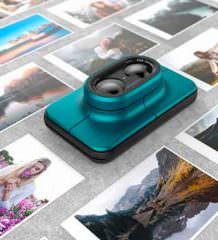 Dual: компактная камера с двумя объективами, пока концепт