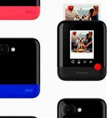 Легендарный фотоаппарат Polaroid вернулся из 90-х в «цифре»