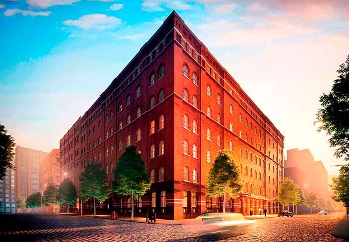 Многоквартирное здание 443 Greenwich Street в Нью-Йорке