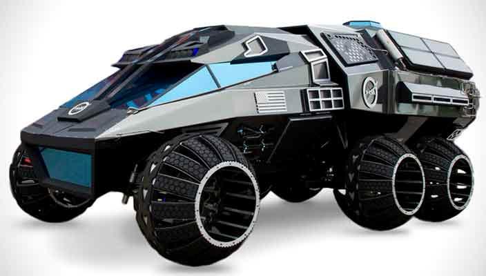 NASA готовит Mars Rover для экспедиции на Марс | фото, видео