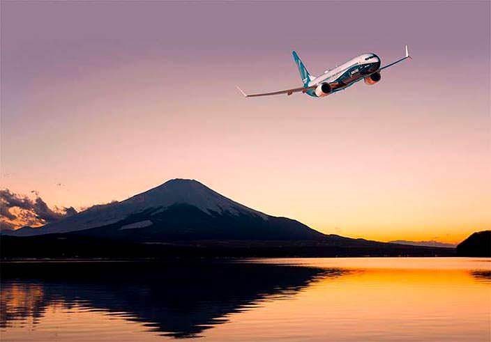 Boeing 737 MAX 10: сниженные выбросы углекислого газа и NOx