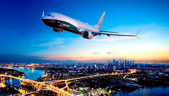 Новый самолет Boeing 737 MAX 10 покажут на Парижском авиашоу