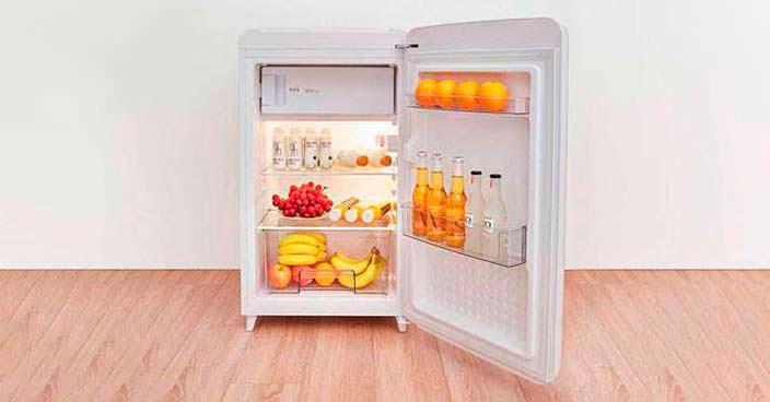 Ретро-холодильник Xiaomi Mini J Retro: цена $150