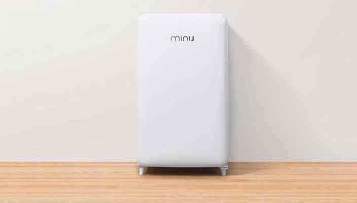 Xiaomi выпустила ретро-холодильник для эстетов Mini J Retro