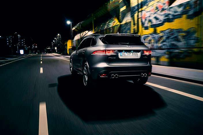 Тюнинг Jaguar F-Pace от AC Schnitzer