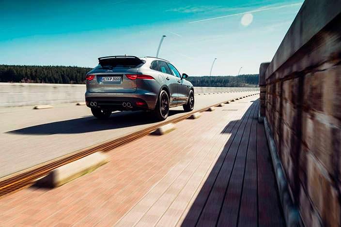 Немецкий тюнинг Jaguar F-Pace от AC Schnitzer