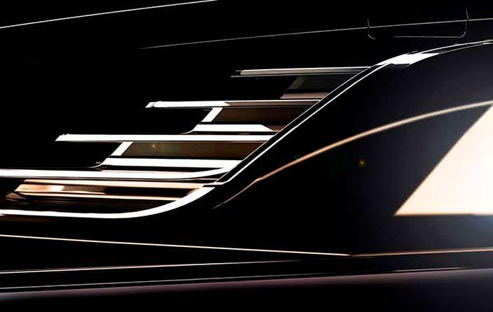 Дизайн катера Rolls-Royce Aeroboat S6