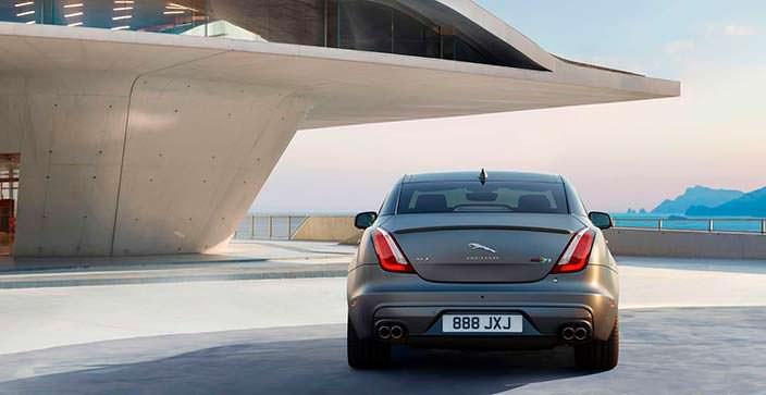 Фото | Новый Jaguar XJR575