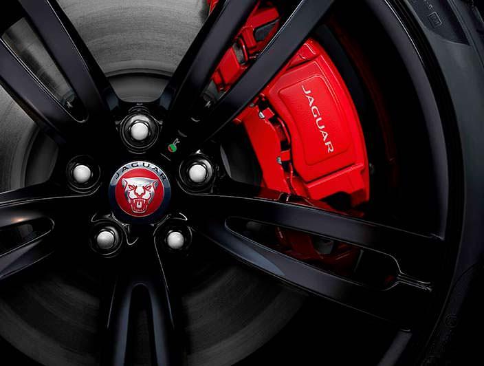 20-дюймовые колеса Jaguar XJR575