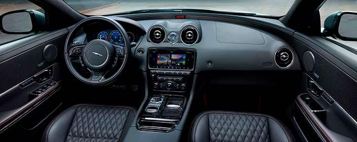 Фото | Салон Jaguar XJR575