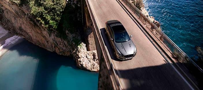 Новый Jaguar XJR575