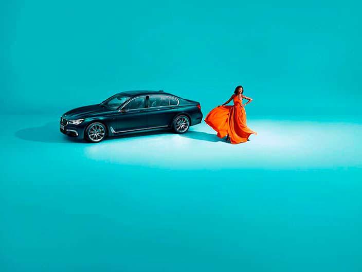 BMW 7-Series Edition 40 Jahre. Выпустят 200 штук