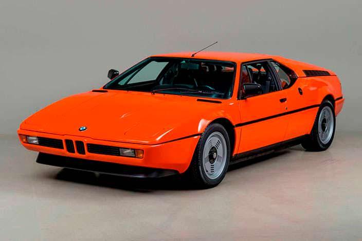 BMW M1 1980 года продается за рекордные $745 000