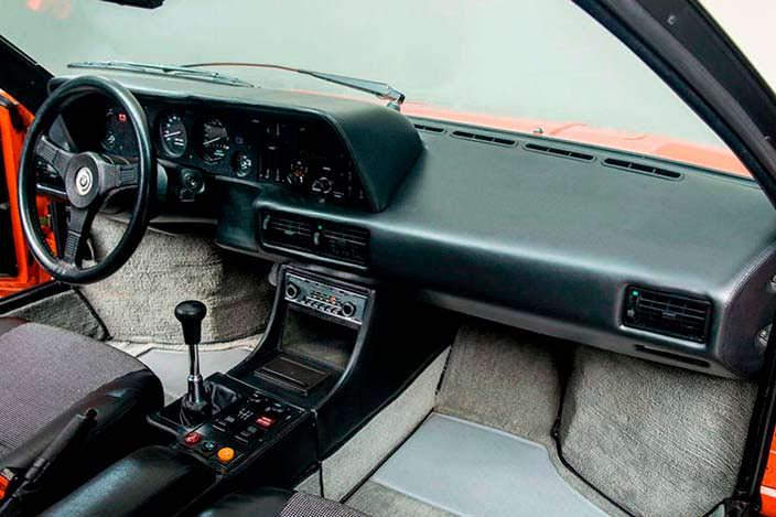 Фото салона BMW M1