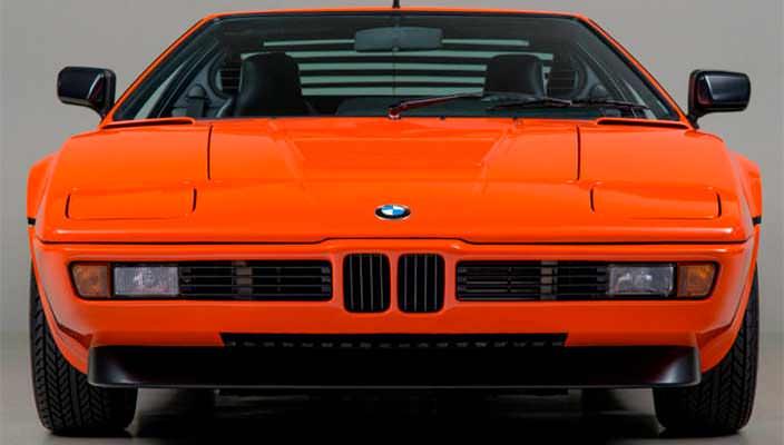 BMW M1 1980 года продается за рекордные $745 000 | фото