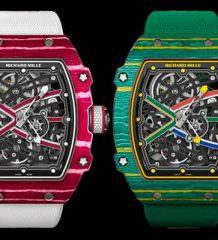Richard Mille посвятил элитные часы олимпийским атлетам