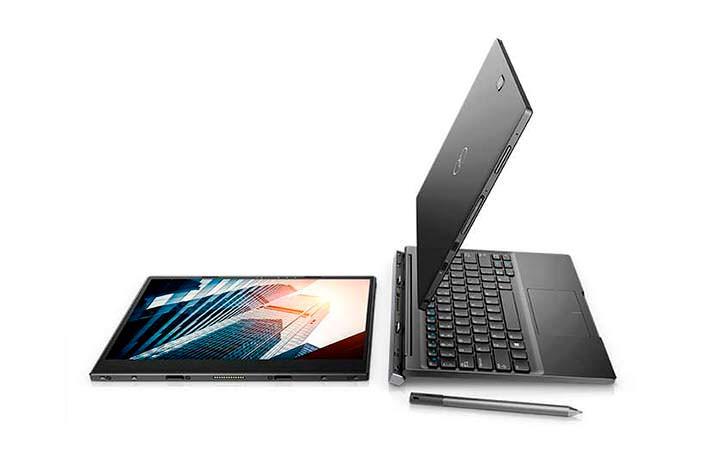 Dell Latitude 7285: ноутбук и планшет 2 в 1 с беспроводной зарядкой